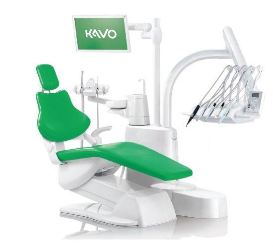 poltrona studio dentistico