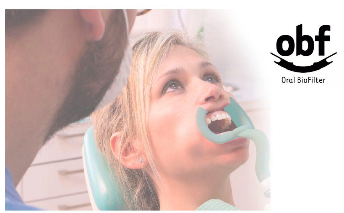 separatore labiale con aspirazione