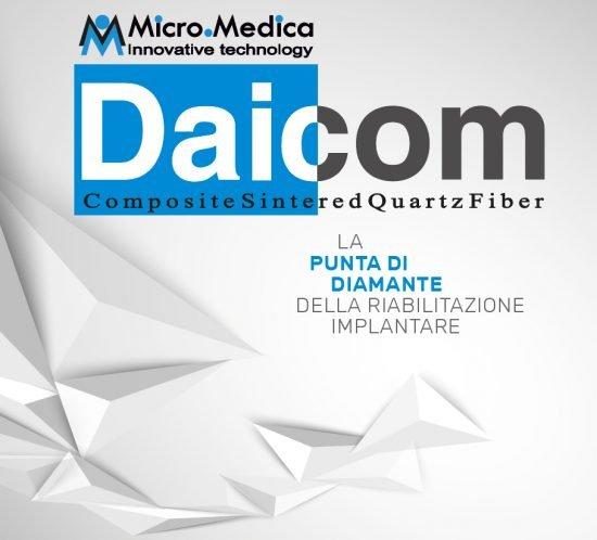 fibra di quarzo daicom dental club