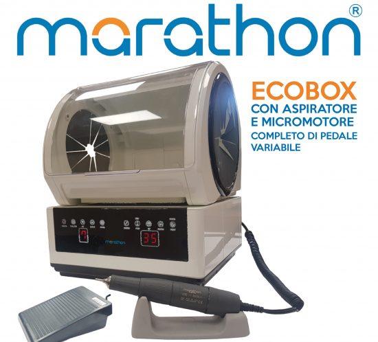 eco box marathon aspiratore micoromotore