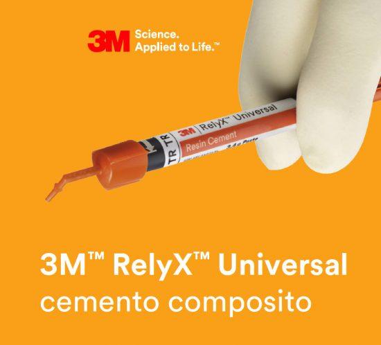 nuovo cemento 3M relyx universal