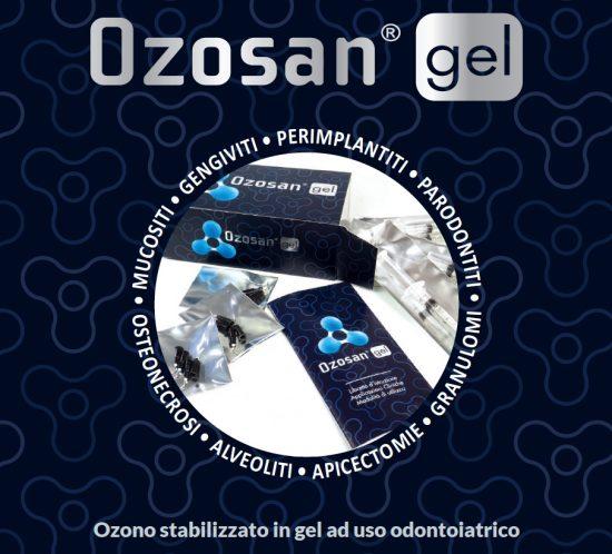 ozono gengiviti mucositi perimplantiti